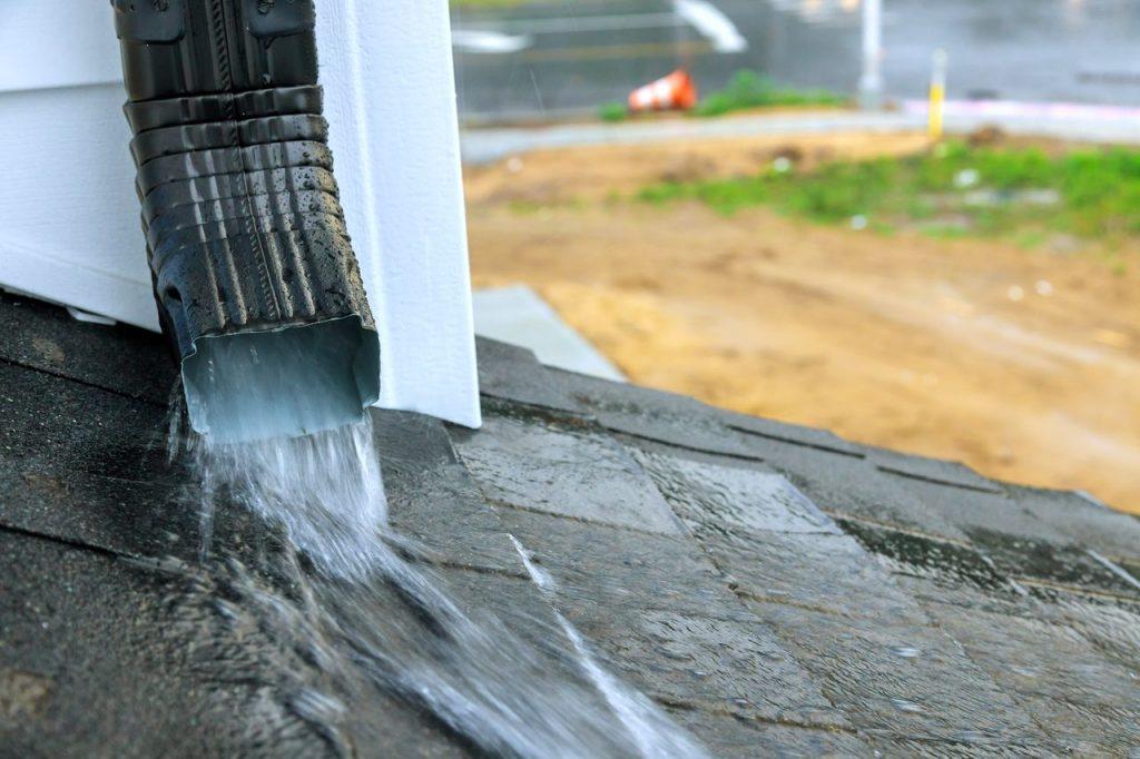 comment récupérer son eau de pluie